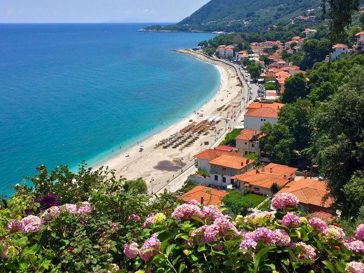 Agios Ioannis Beach, East Pelion - Άγιος Ιωάννης στο Ανατολικό Πήλιο