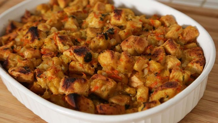 Recipe Laura In The Kitchen Com Classic Bread Stuffing