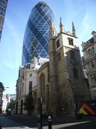 Il Gareking nella City incombe...#Londra #London
