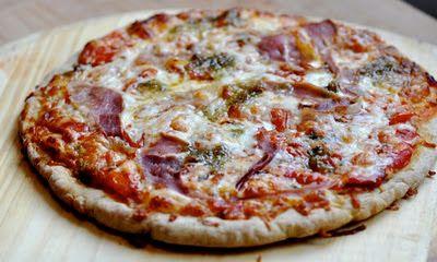 LE BONHEUR EST SANS GLUTEN : Recette sans gluten: pâte à pizza en 30 minutes