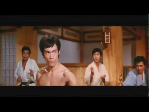 Bruce Lee Enter the Dragon Fight Scene | ... enter the dragon bruce lee s underground fight scene bruce lee vs