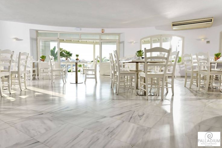 Blé Breakfast Restaurant - A perfect starting point for exquisite days of adventure in Mykonos! More at hotelpalladium.gr