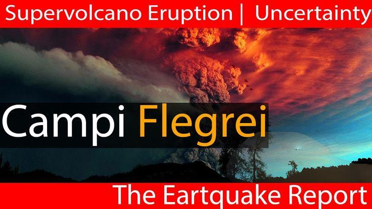 Super-volcano Campi Flegrei Reawakening | Nearing Critical Phase | Veili...