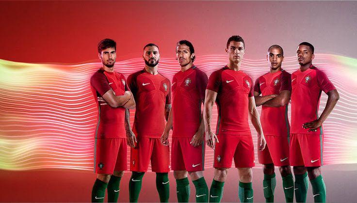 canotte nba a poco prezzo: maglia home Portogallo 2016