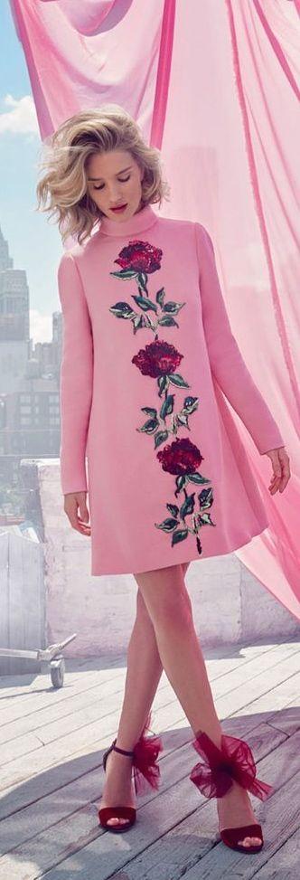 Harper's Bazaar Uk September 2015 ~ Dolce & Gabbana