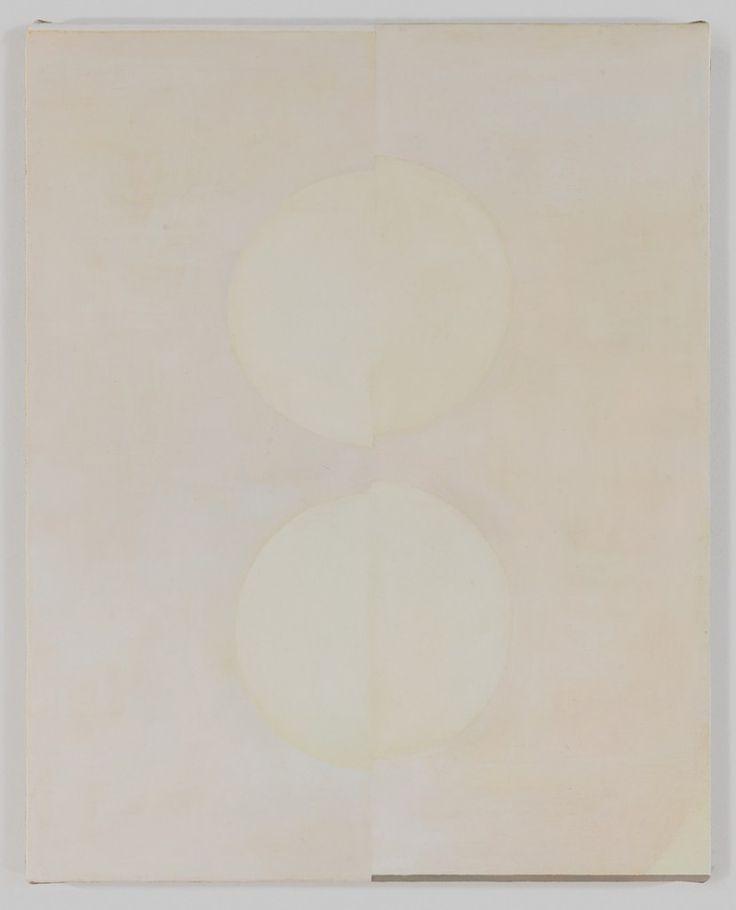 Nathlie Provosty, Dial, 2015, oil on linen, 38 x 30 cm