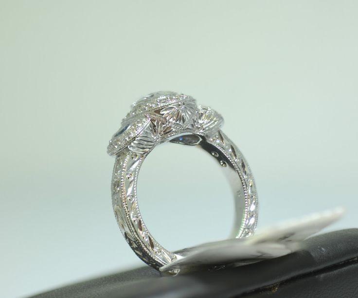 156 best Engagement Rings images on Pinterest Promise rings