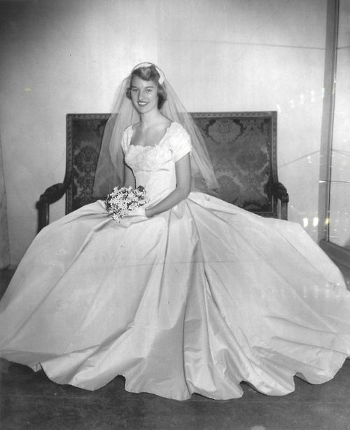 1950's Wedding Gowns: A Collection Of Ideas To Try About