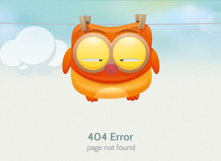 MOLOME 404 not found page