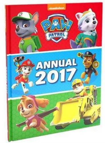 Nickelodeon Paw Patrol 2017 Annual