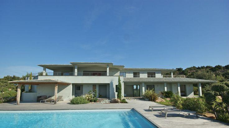 32 best louer une villa de luxe en corse du sud images on for Villa a louer en corse du sud avec piscine