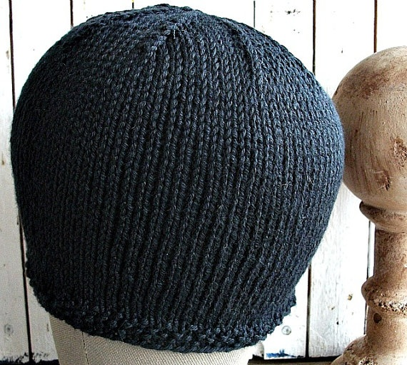 Thoughtful gift to a friend or baby yourself! Black Cotton Chemo Cap Soft & Comfortable gift by wishestogether, $19.50 for a man or a woman.