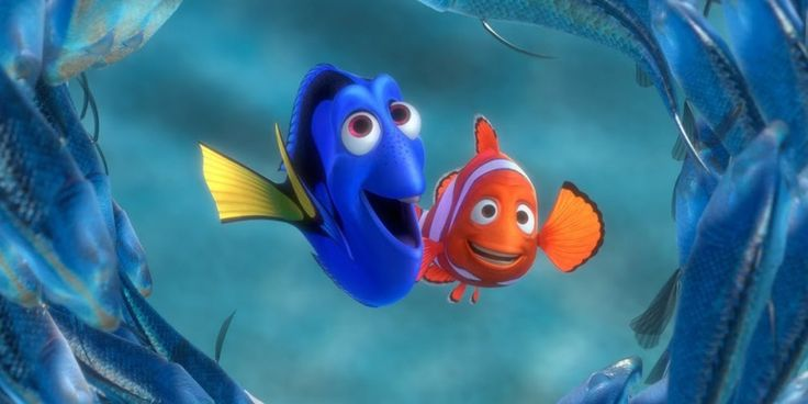 Partying At Ursinus As Told By 'Finding Nemo' GIFs
