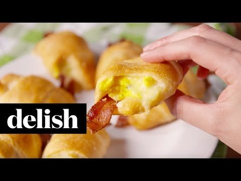 Best Breakfast in a Blanket Recipe-How To Make Breakfast in a Blanket—Delish.com