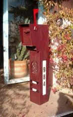 17 Best Ideas About Southwestern Mailboxes On Pinterest