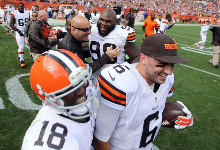 Mike Pettine and Ray Farmer called Brian Hoyer about Josh McCown signing, and it likely means good-bye | cleveland.com