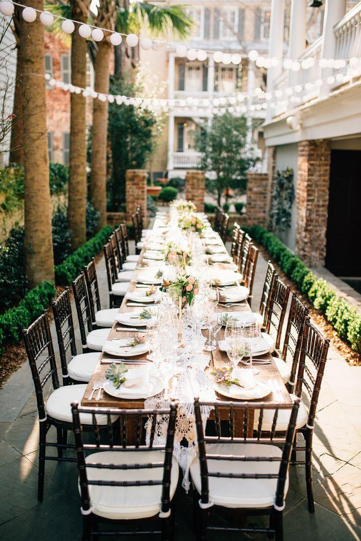 45 best wedding charlestonsouthern inspo images on pinterest image by ken kienow at zero george in charleston sc junglespirit Choice Image