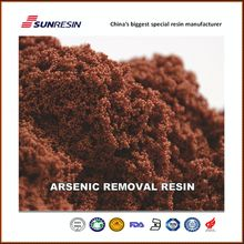 drink water arsenic removal ion exchange resin