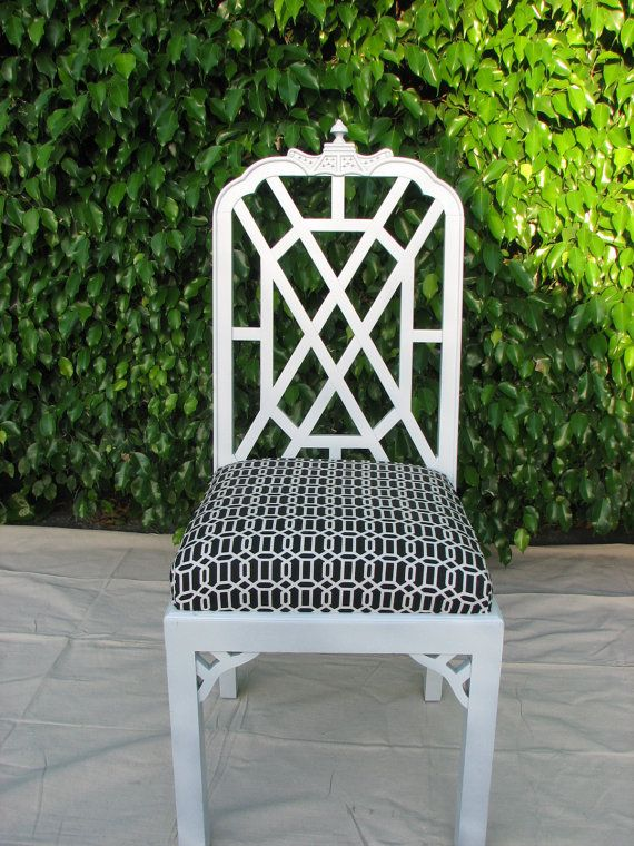 Fretwork Chair from etsy