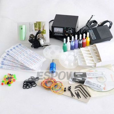 100 cheap tattoo kit grinder by tattoo supply for Pirate face grinder tattoo kit