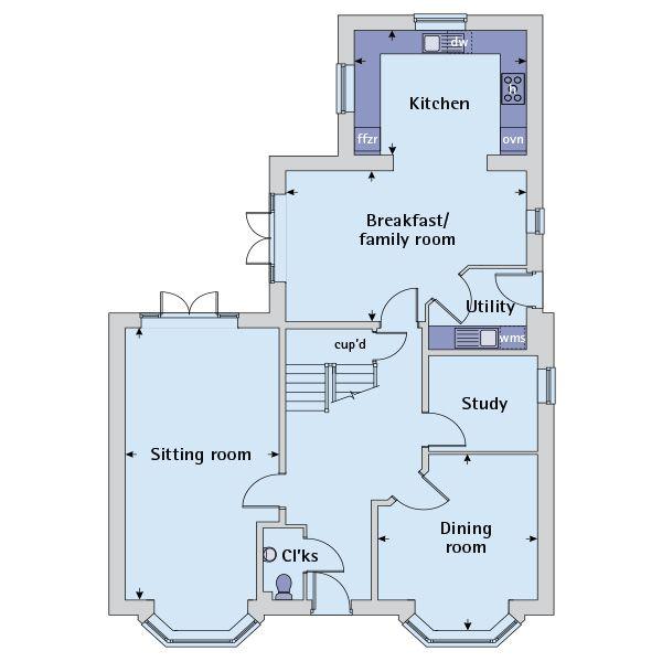 12 best Bovis homes The Morris Windsor park images – Bovis Homes Floor Plans