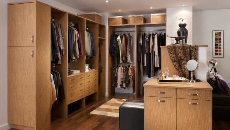 Wood-Mode Closet Expressions    Learn more about how to use Wood-Mode custom cabinetry to create freestanding pieces that perfectly suit any space in your home! Stop into Cabinets & Designs today to learn more about Wood-Mode custom closet solutions.  http://www.cabinetsanddesigns.net/