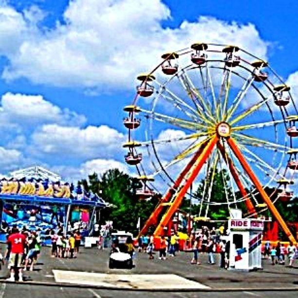Kalamazoo County Fair! The Annual Fair Promotes Local