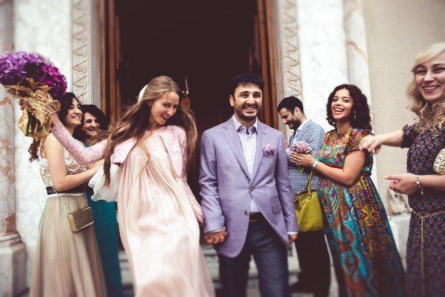 Wedding in Milan  Alain&Saric