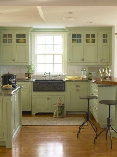 Oltre 25 fantastiche idee su Cucina verde chiaro su Pinterest
