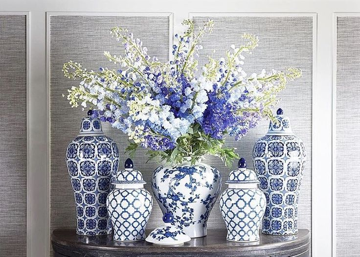 Decorating With Blue And White China: Best 25+ Blue Willow Decor Ideas On Pinterest