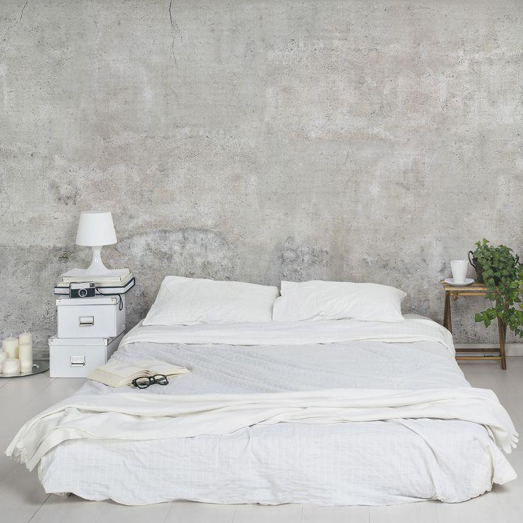 die besten 25 betontapete ideen auf pinterest tapete in betonoptik tapete betonoptik und. Black Bedroom Furniture Sets. Home Design Ideas