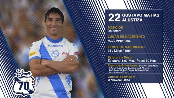 #22 Matías Alustiza