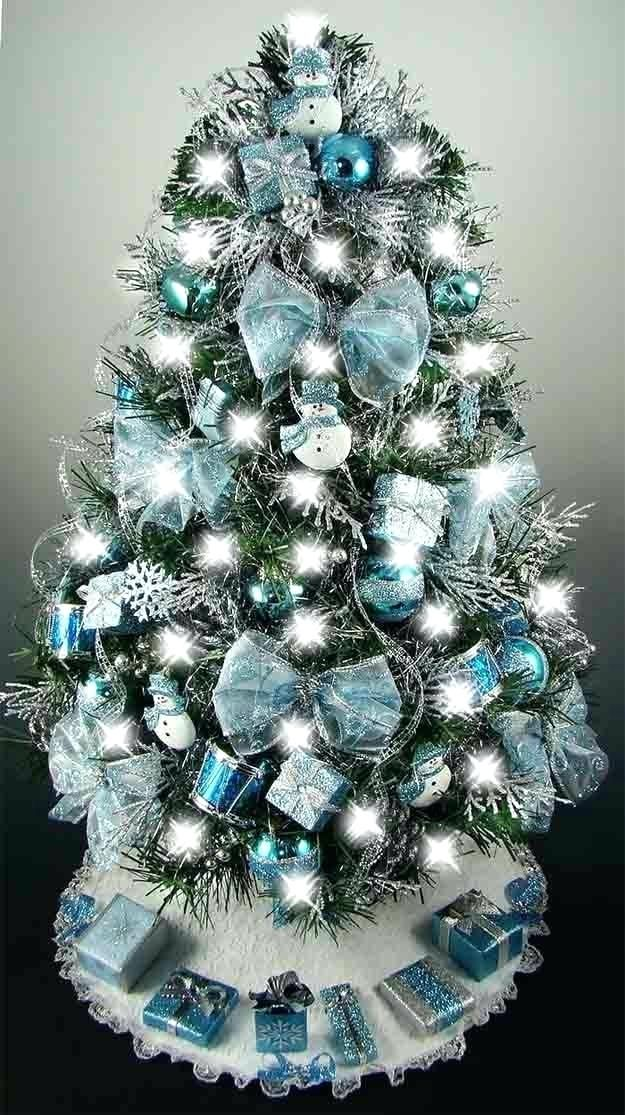 Image result for christmas tree colors | Christmas deco never ...