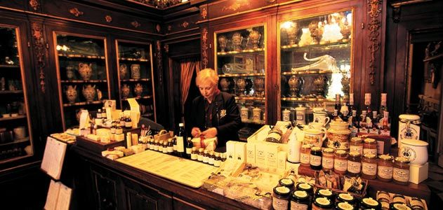 A 600-year-old pharmacy started by Florentine monks is now a trendy global marketer of perfumes and medieval elixirs
