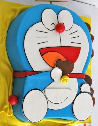 Doraemon Birthday Cake Ideas