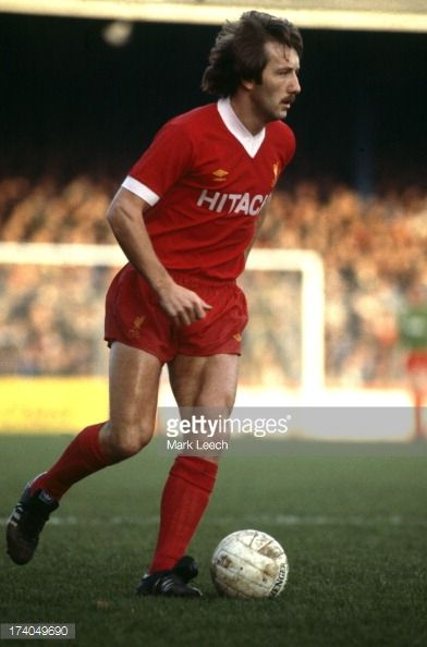 English Football League Division One Brighton Hove Albion v Liverpool Jimmy Case
