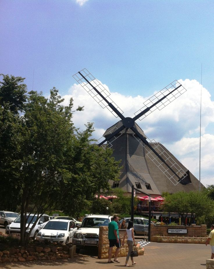 Windmill farm market and restaurant..