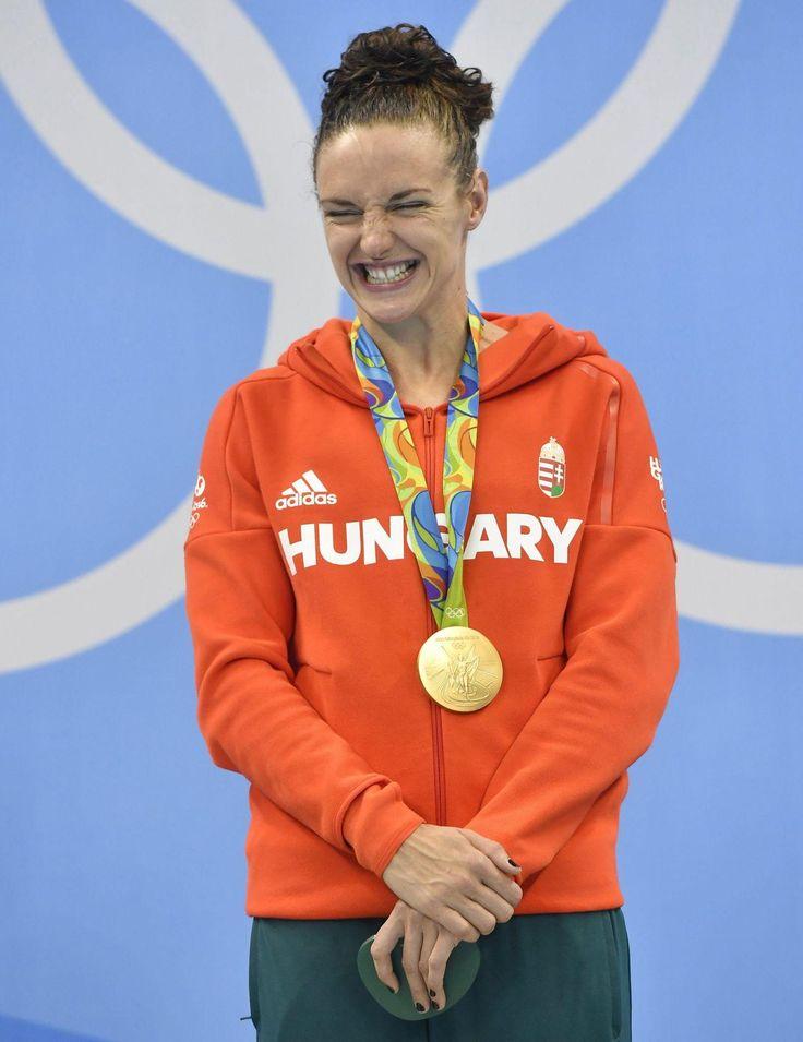Hosszú Katinka harmadszor is olimpiai bajnok - NOL.hu
