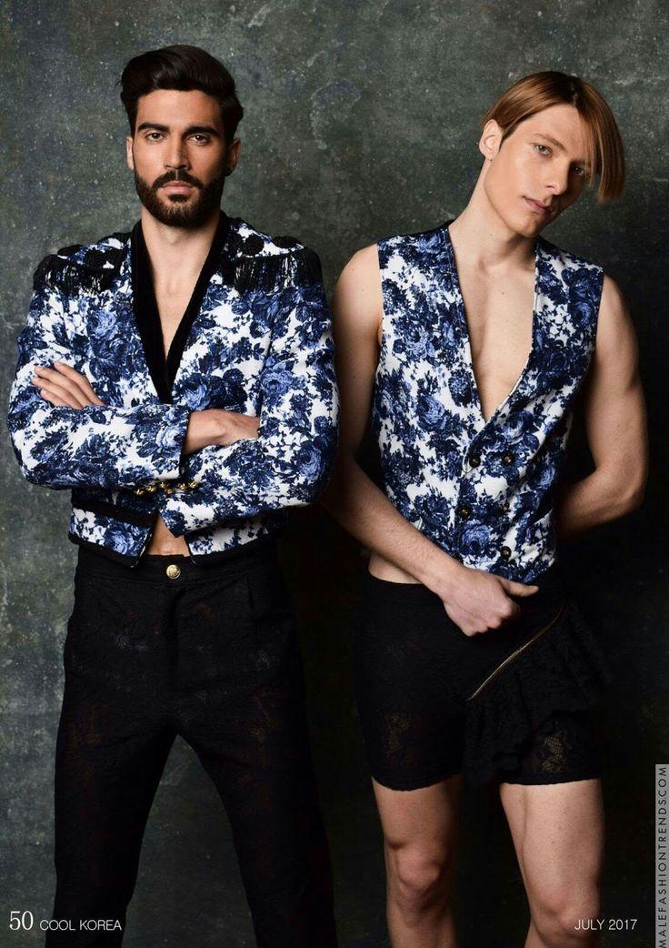 Alex Berni & Pablo Pérez for Cool Magazine by Bertrand Vergnes