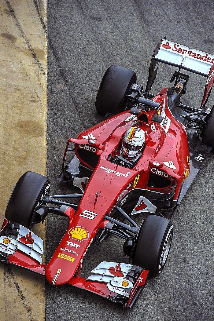 Sebastian Vettel | Scuderia Ferrari