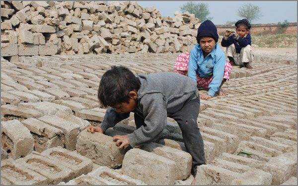child labour a real abuse to humanity Whats the difference between forced labour and a chattel and their humanity is not acknowledged forced labour is what are called 'child.