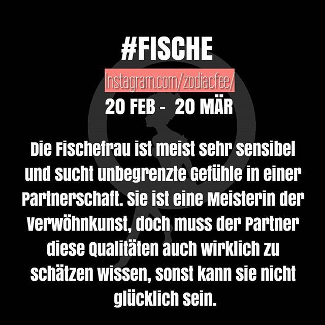 Männer zugehören!  #fisch #fische #horoskop #german #sternzeichen #love #tierkreiszeichen #sprüche #zitate #spruch