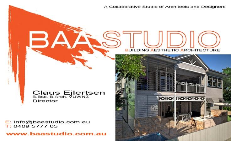 Baastudio, Building aesthetic Architecture