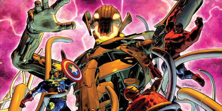 What To Expect From James Spader's Ultron In 'Avengers' Sequel