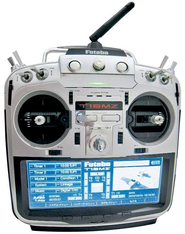 FUTABA and HITEC MODEL RADIO CONTROL ELECTRONICS AMERANG LANCING ...