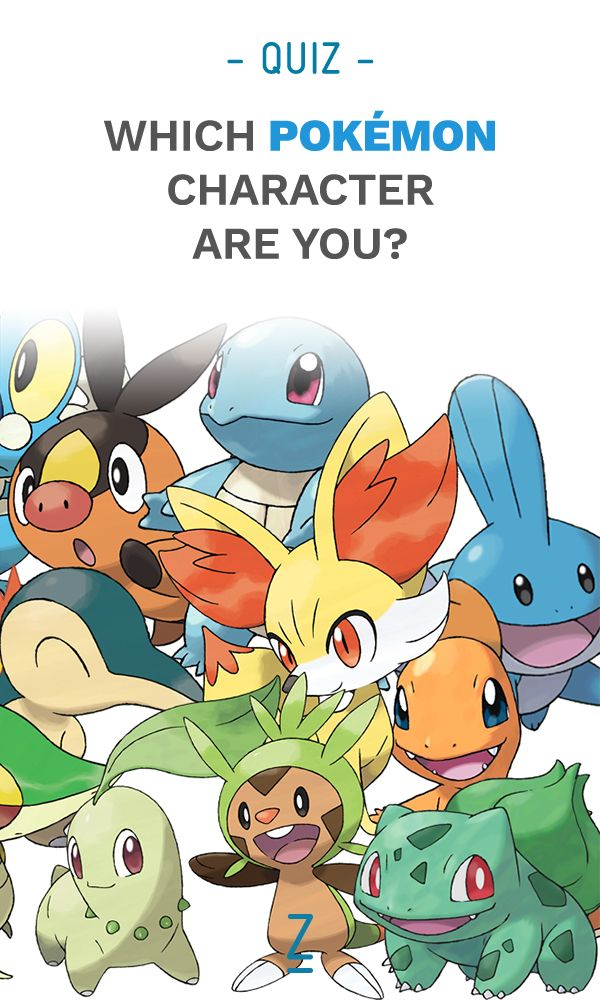 When you think of yourself as a Charizard but really you're a Pikachu... [Pokemon Quiz]