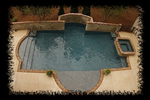 17 best images about outdoor design ideas on pinterest for Grecian swimming pool