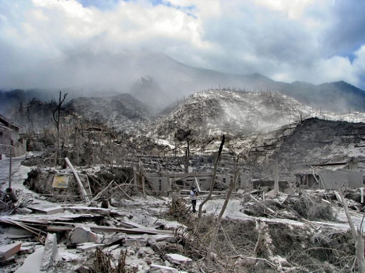 Friday, Aug. 04, 2017: The deadliest and most destructive phenomena associated with volcanoes are pyroclastic flows, fluidlike avalanches of hot gases, ash, and rock fragments that race down volcanic slopes, destroying eve…