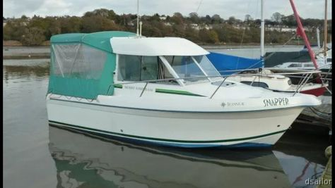 Jenneau merry fisher - 610 pilothouse cabin / weekend fishing boat Motor Boats for Sale in Hampshire, South East. Search and browse boat ads for sale on boatsandoutboards.co.uk
