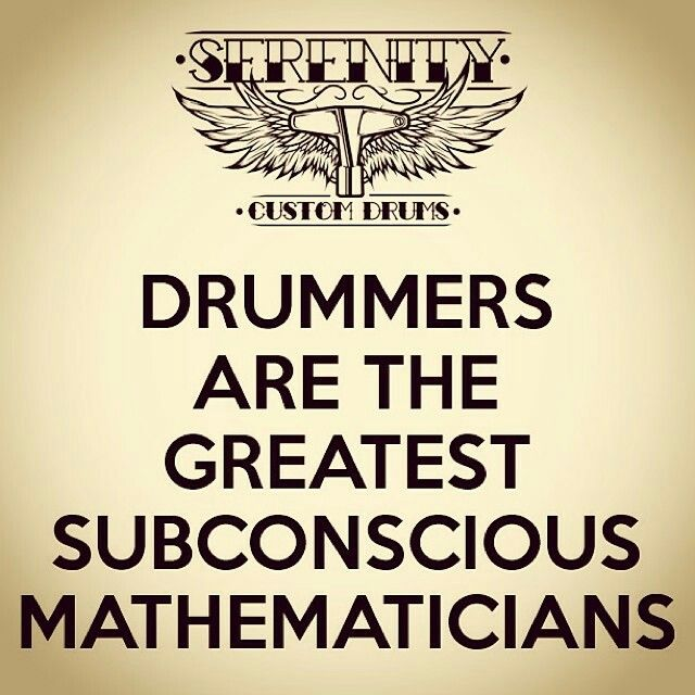 Wisdom from Serenity Custom Drums